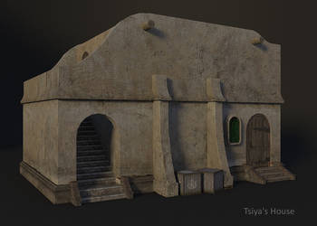 Tsiya's House by Minomi9
