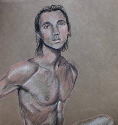 Life drawing - Phillip