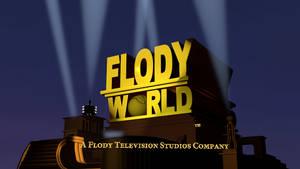 Flody World logo (Flody Interactive Style)
