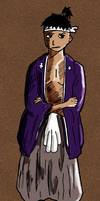 Samurai Banzai Fanart