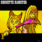 Chouette Hamster Doodle