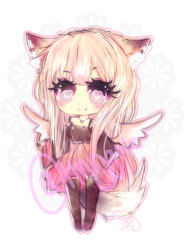 [Open] Adopt 3 - Sweet Valkyrie - SET PRICE by Tinyqote