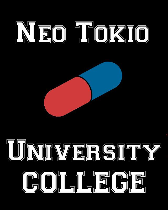 Neo Tokio University College By Strengian On DeviantArt