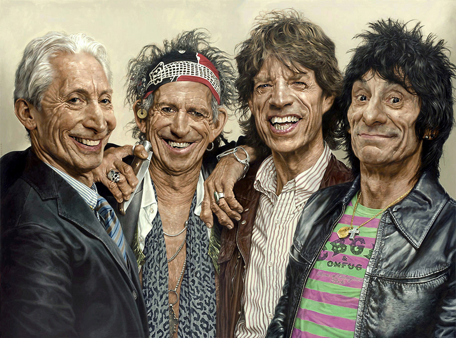 Rolling Stones by 1une1