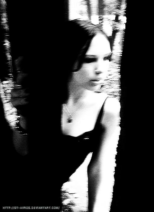Gothic Girl by St-avros