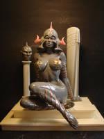Priestess wip15 by rvbhal