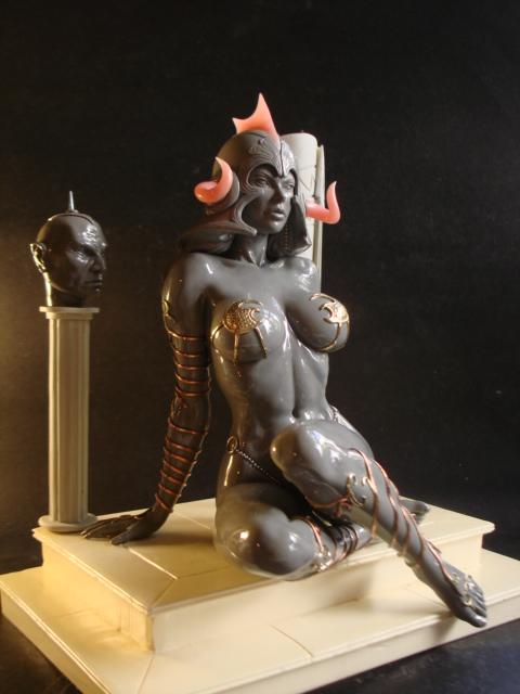 Priestess wip16 by rvbhal