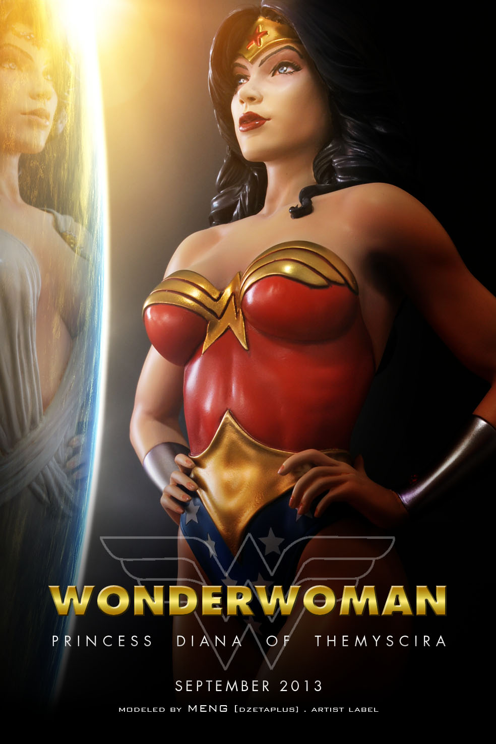 Dz-wonderwoman2013-c-h by rvbhal