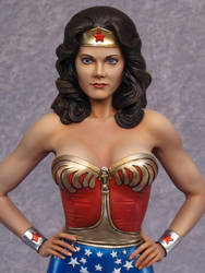 Lynda Carter  Wonder woman  1