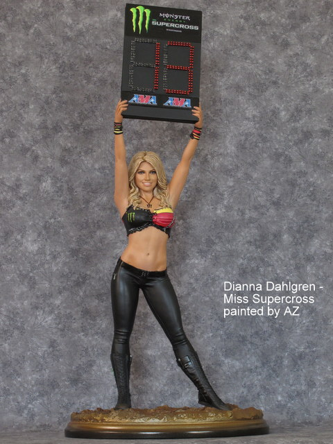 Miss-Supercross- aka  Dianna Dahlgren by rvbhal