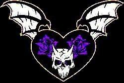 Heart Broken Bat by ShadowsOfTheHeart
