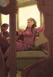 Sleepy Train