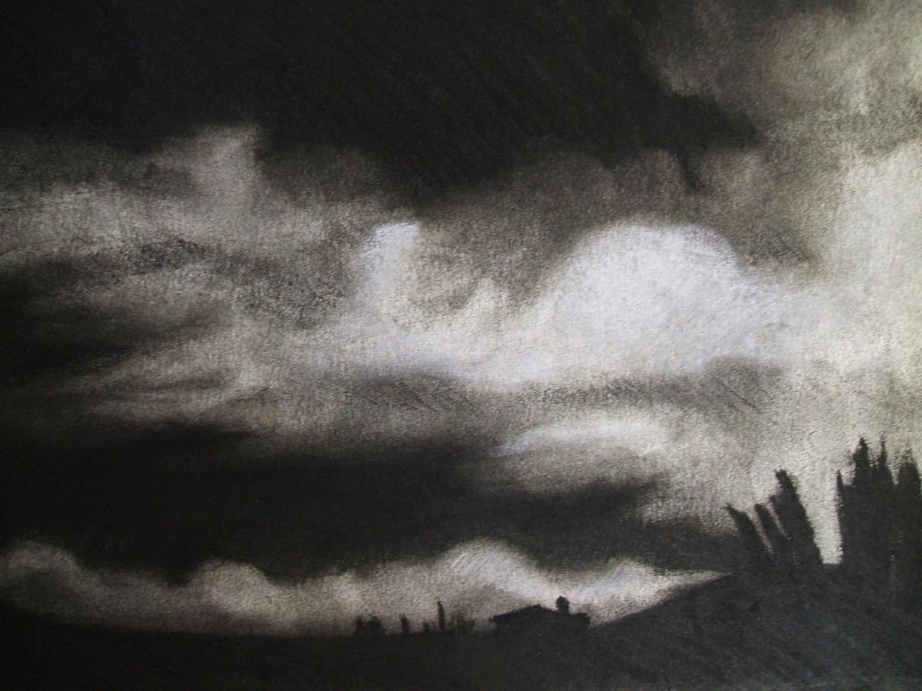 Dark Landscape by dbarbosa on DeviantArt