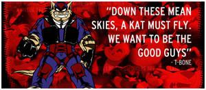 Swat Kats - T Bone
