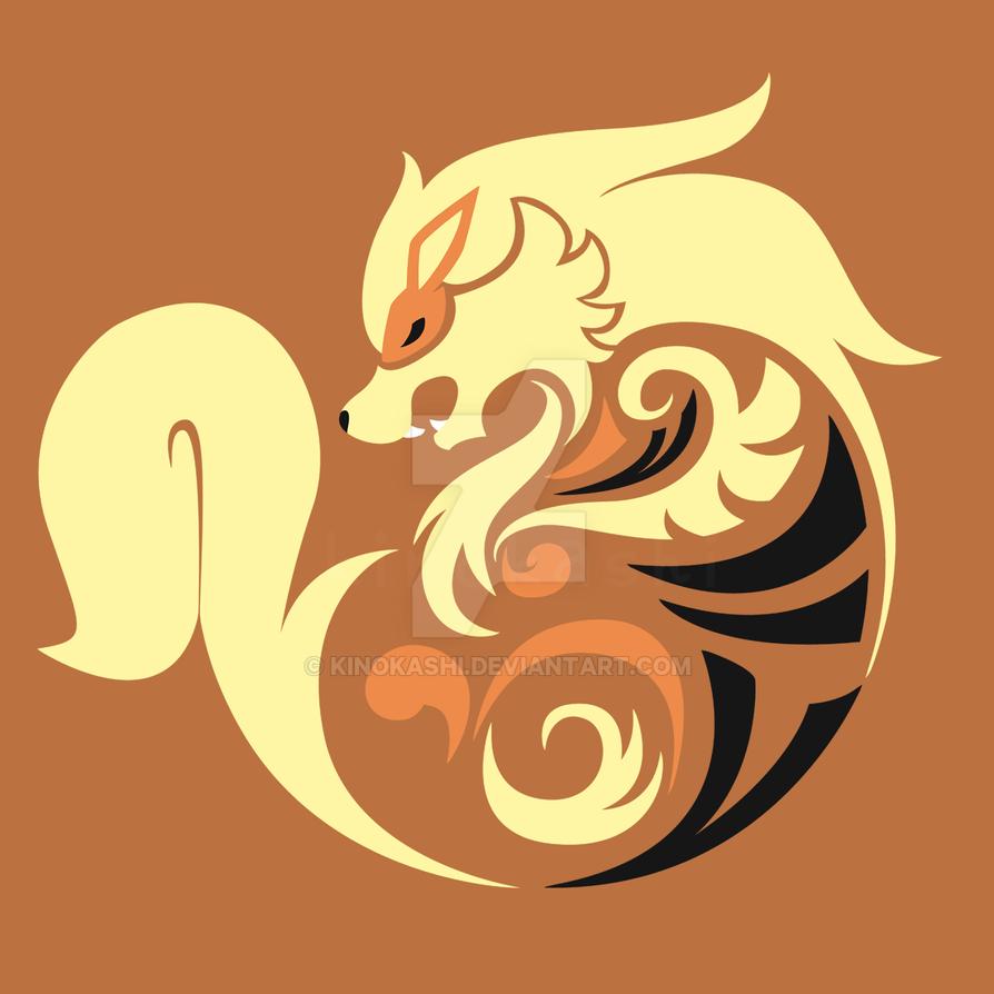 Loyal Flame - Arcanine by kinokashi