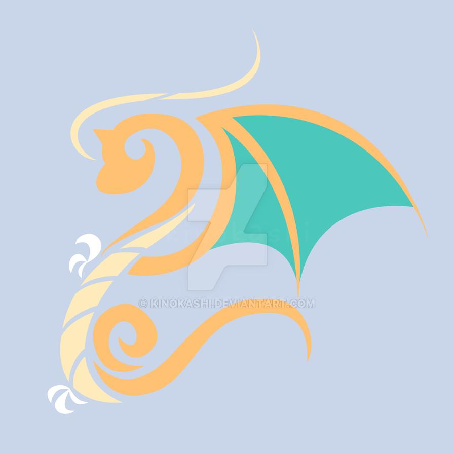Dragon of Knowledge - Dragonite by kinokashi