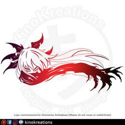 Reznya Logo for Moonshine Animation (Commission)