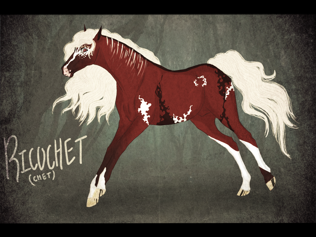 .Ricochet. by SliightlySiilver