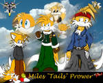 Miles Tails Prower Wallpaper