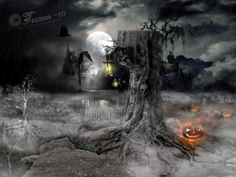 The tree of lost souls by Tdesignstudio on DeviantArt
