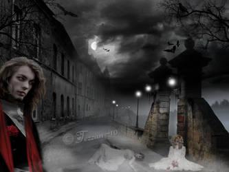 The dark hunt by Tdesignstudio