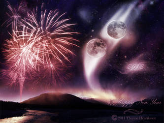.:Happy New Year 2012:. by Tdesignstudio