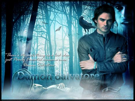 :.:Damon Salvatore:.: