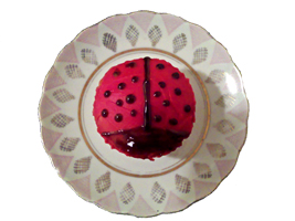 Ladybug Cupcakes by my-name-is-annie