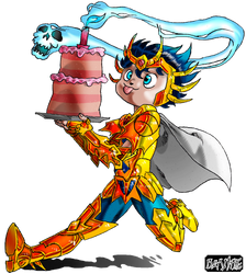 Happy Birthday July by DAVIDE76