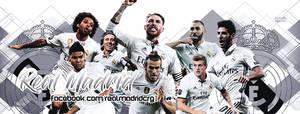 Real Madrid 18-19 Portada Pagina by MadaraUchihaCrg