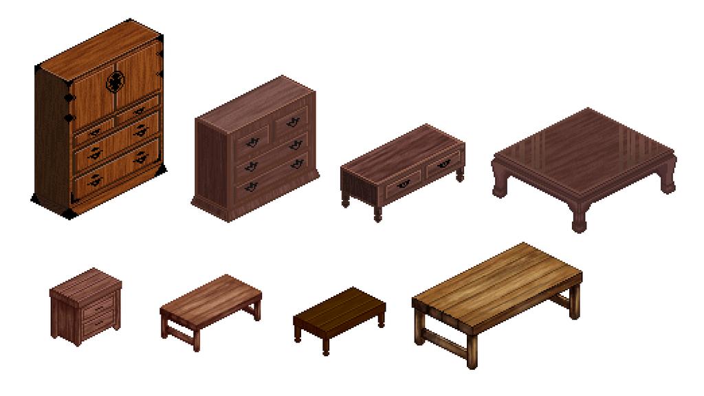 Furniture By M Seiran On Deviantart