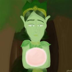 Elf Queen by izthewizard