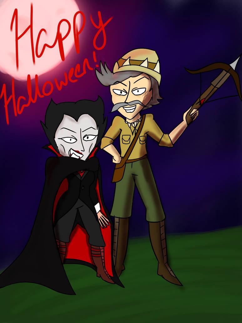 Halloween '18 by izthewizard