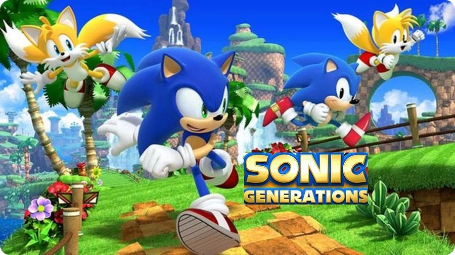 Sonic Generations Wallpaper OST in Description by