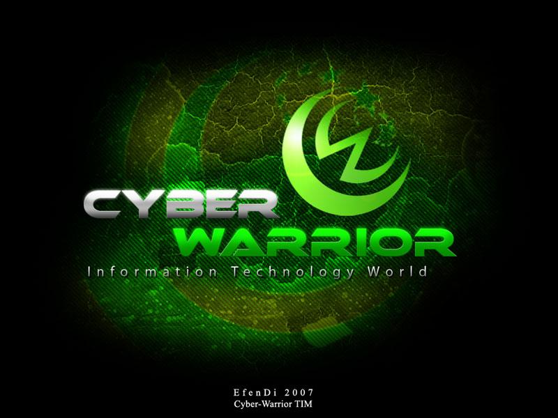 Cyber Warrior By E Dsgn On DeviantArt