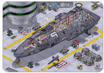Spaceship  'Tiger-Class'