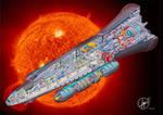 Spaceship Aconda