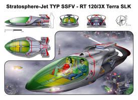 Stratosphere-Jet Typ SLK by Paul-Muad-Dib