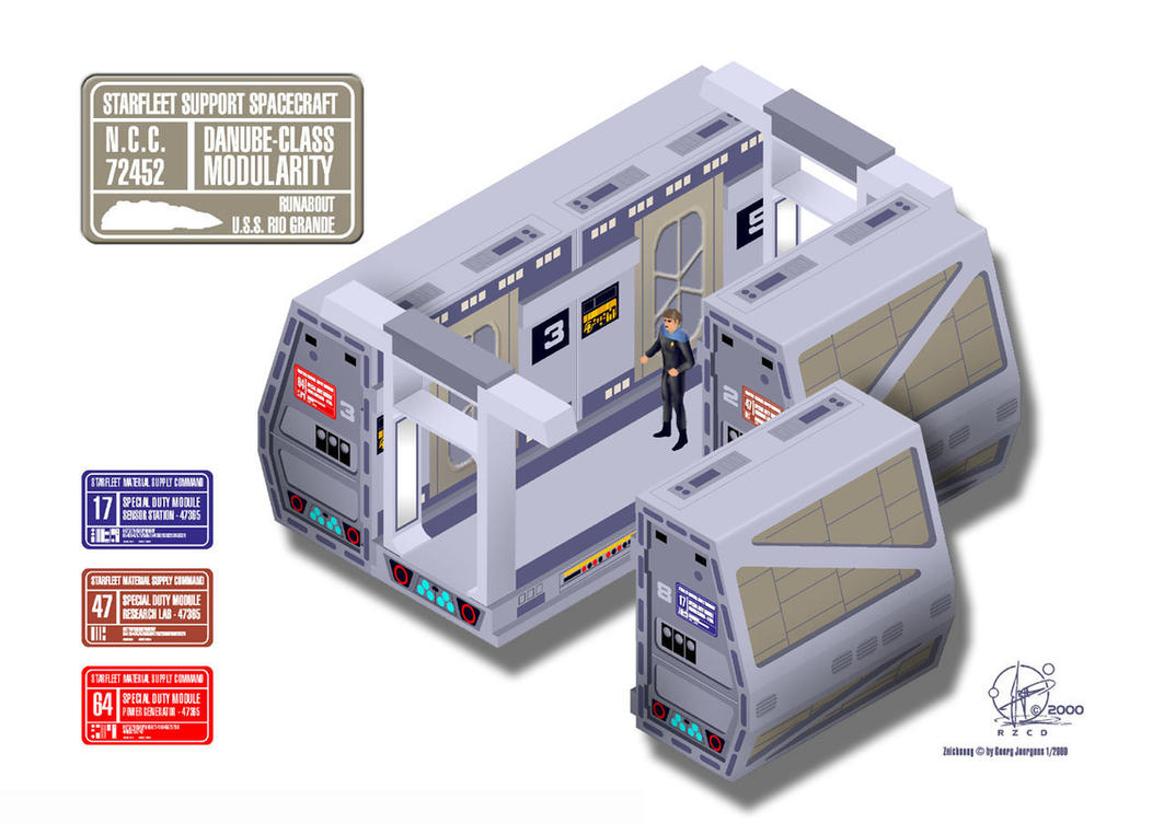 Runabout Containersection 138385022 on Star Trek Deep Space Nine Interior