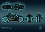 TRON - Light cycle