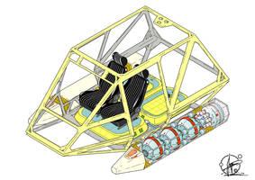 STAR TREK Shuttle Typ 15