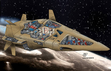 Fast Spaceship