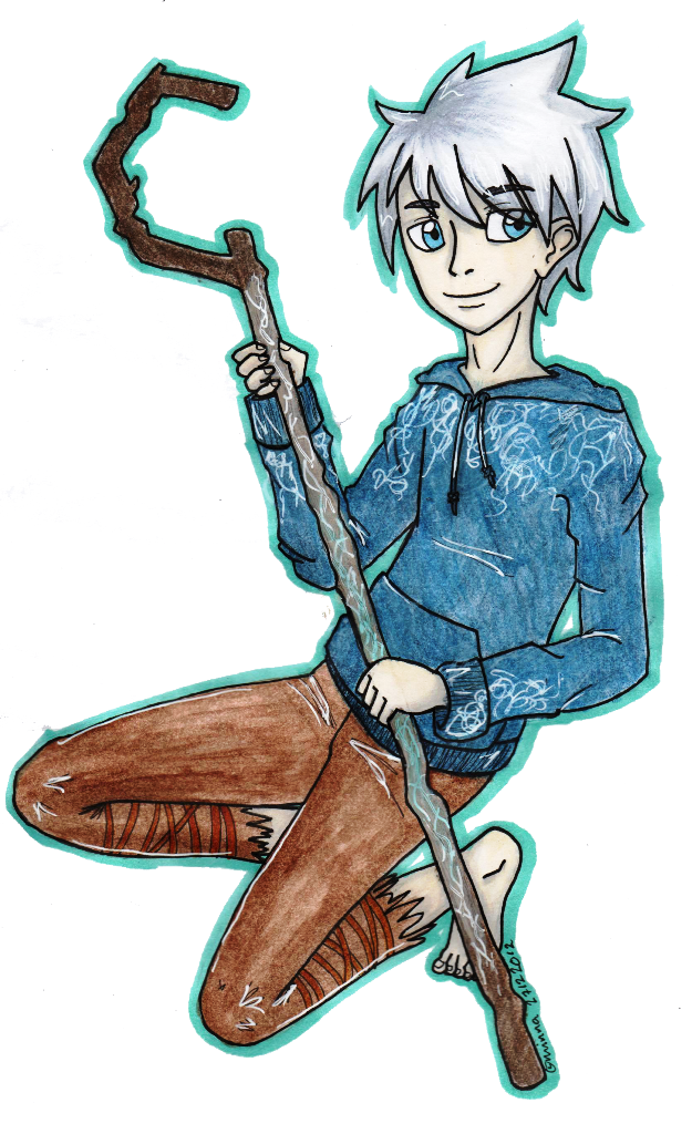 Jack Frost by sitruunainen