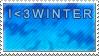 I Heart Winter by wiht