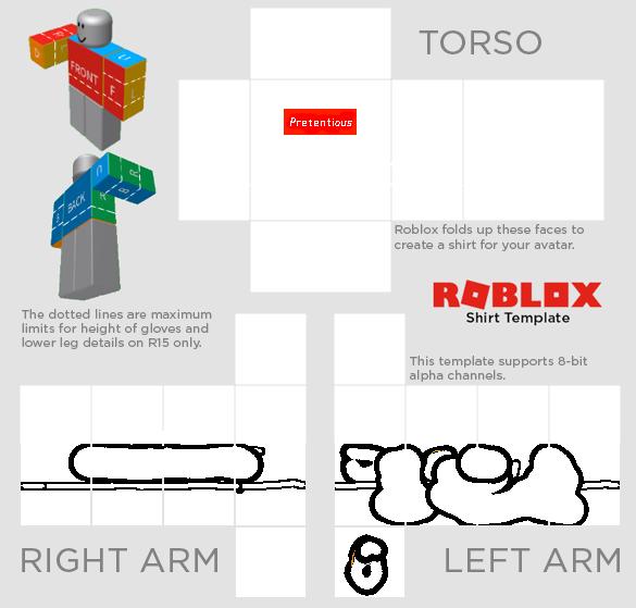 Shirt template roblox 2018 ukrandiffusion roblox shirt by gabagel on deviantart maxwellsz