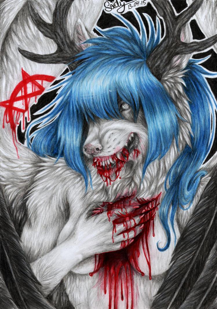 Demonic Exorcist by SaidyWolf