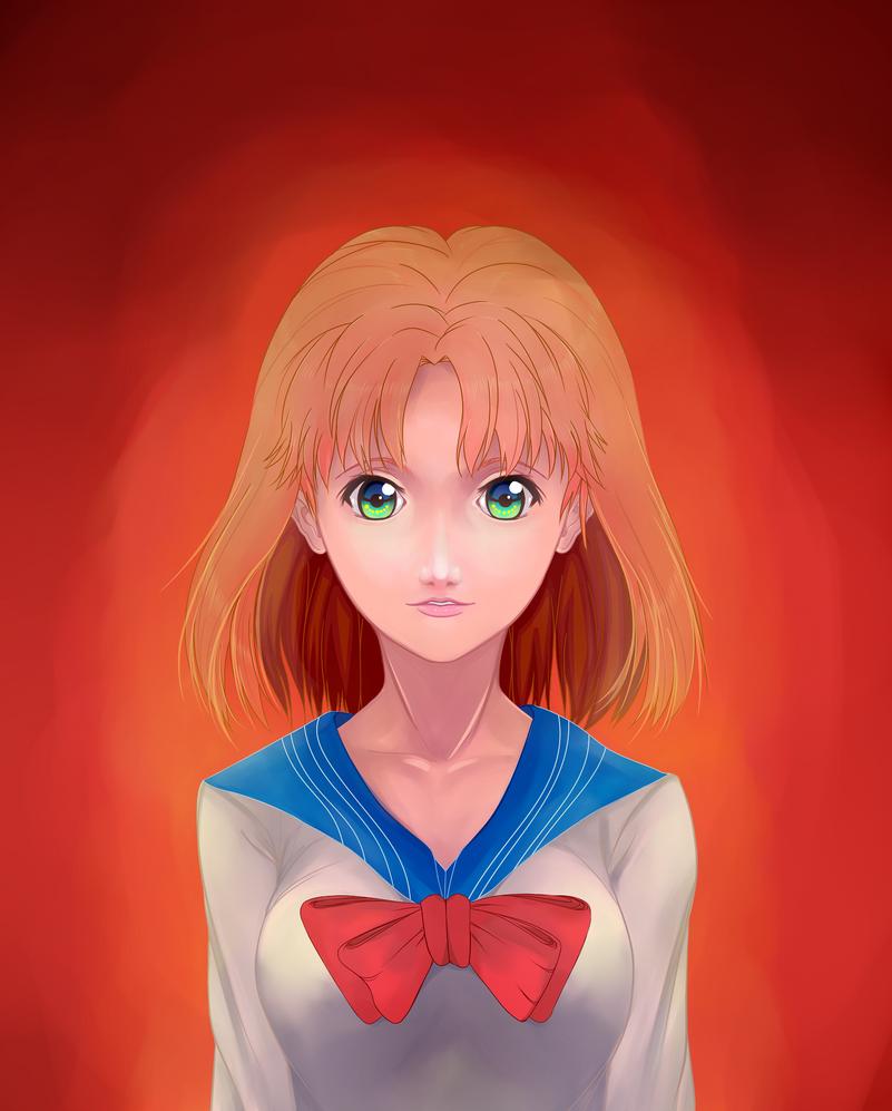 She again! by XDarkPlus