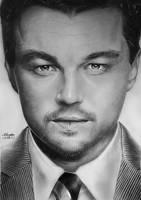 Leonardo Dicaprio by Exogenesisdude