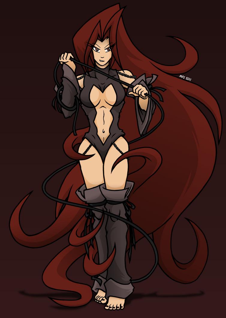 Fetish Spirit Krystal by MostlyFunStuff