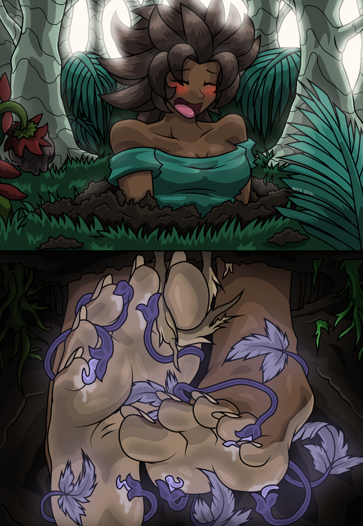 A Feather-Serpent Encounter by MostlyFunStuff
